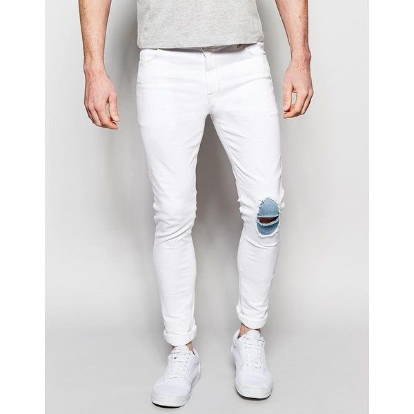 148c76a466d85c143dab5ac9c4b710fa--mens-white-jeans-distressed-skinny-jeans