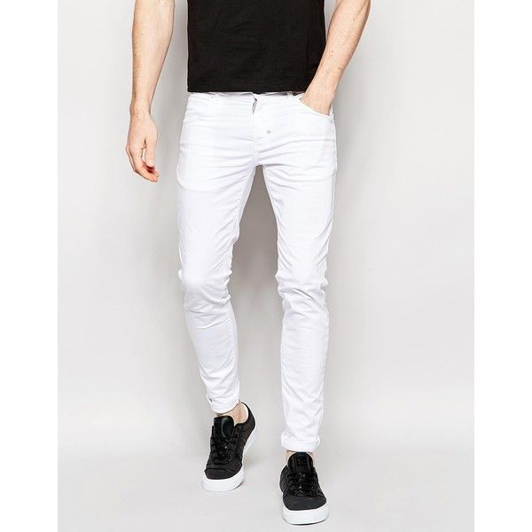 Discover the range of men's slim fit jeans. Choose from a variety of colors and styles, from slim tapered to slim straight jeans. Available now from ASOS. ASOS DESIGN Slim Jeans In Mid Wash Blue With White Side Stripe. $ Diesel Thommer slim stretch jeans BG. $ PS Paul Smith slim fit stretch jeans in mid wash.